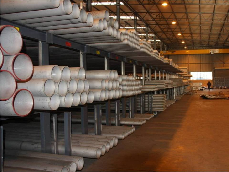 Euro Steel - Largest local Distributor and Exporter in South Africa