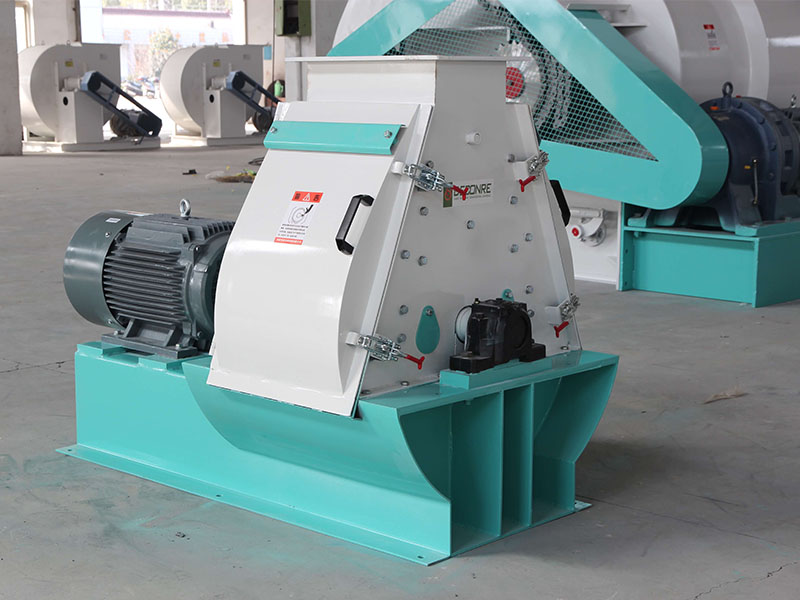 Why The Hammer Mill Is Popular Animal Feed Hammer Mill