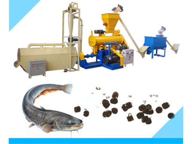 Catfish Feed Production Formulation And Process