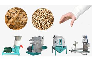 Why Choose The Wood Pellet Machine