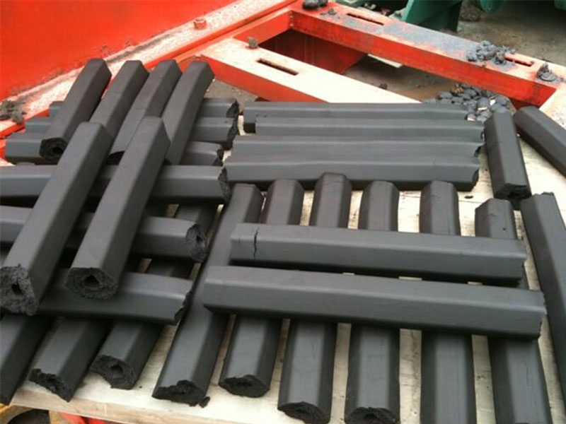 Charcoal Briquette Machine Is Becoming More And More Popular