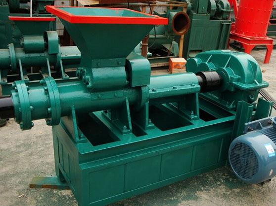 Charcoal Powder Briquette Machine manufacturer