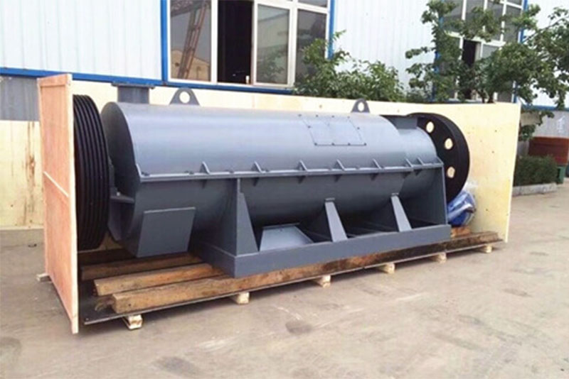 High Quality New Type Organic Fertilizer Granulator Machine On Sale