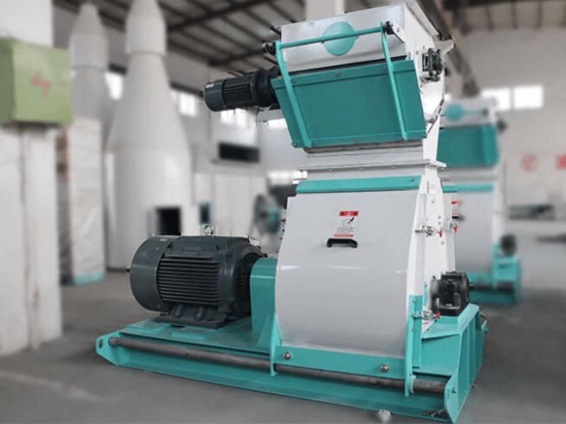 Animal Feed Hammer Mill Feed Mill Grinder Manufacturer