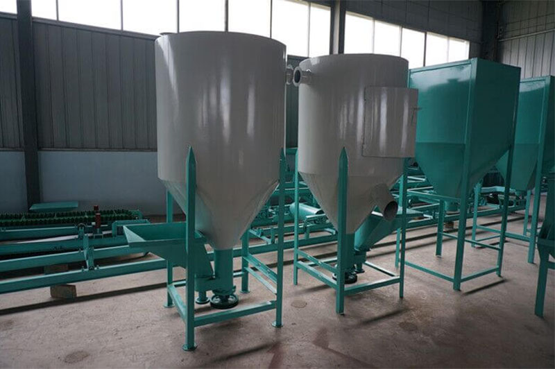 How To Improve Feed Mixing Machine Efficiency