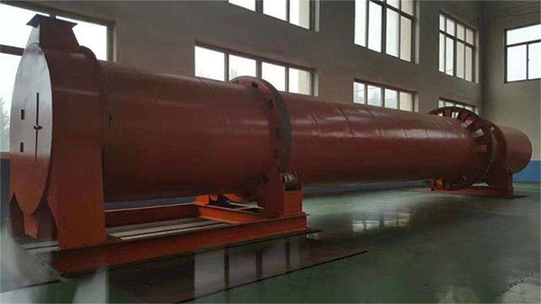 Wide Application Of Fertilizer Drying Machine Rotary Drum Dryer