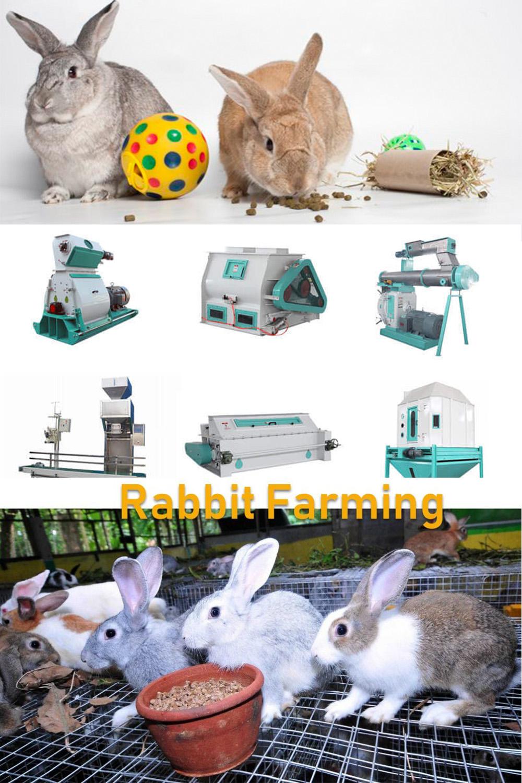 Rabbit Feed Pellet Machine On Sale