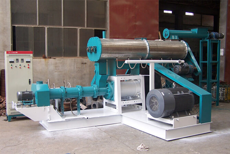 Floating Fish Feed Pellet For Your Fishes With Fish Feed Machine