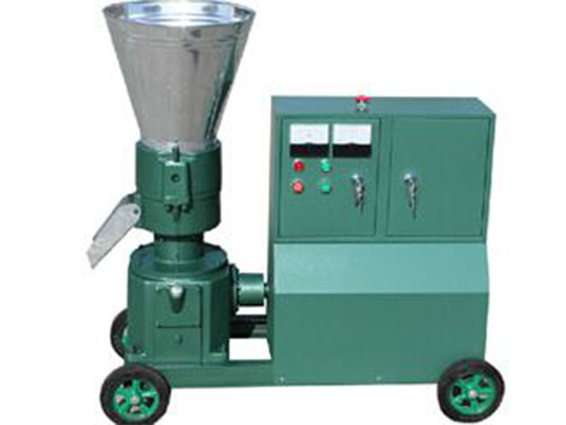 Electric Flat Die Feed Pellet Machine Manufacturer