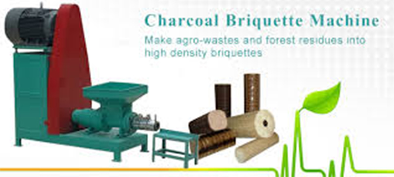 Why The Charcoal Briquette Machine Charcoal Making Machine So Popular
