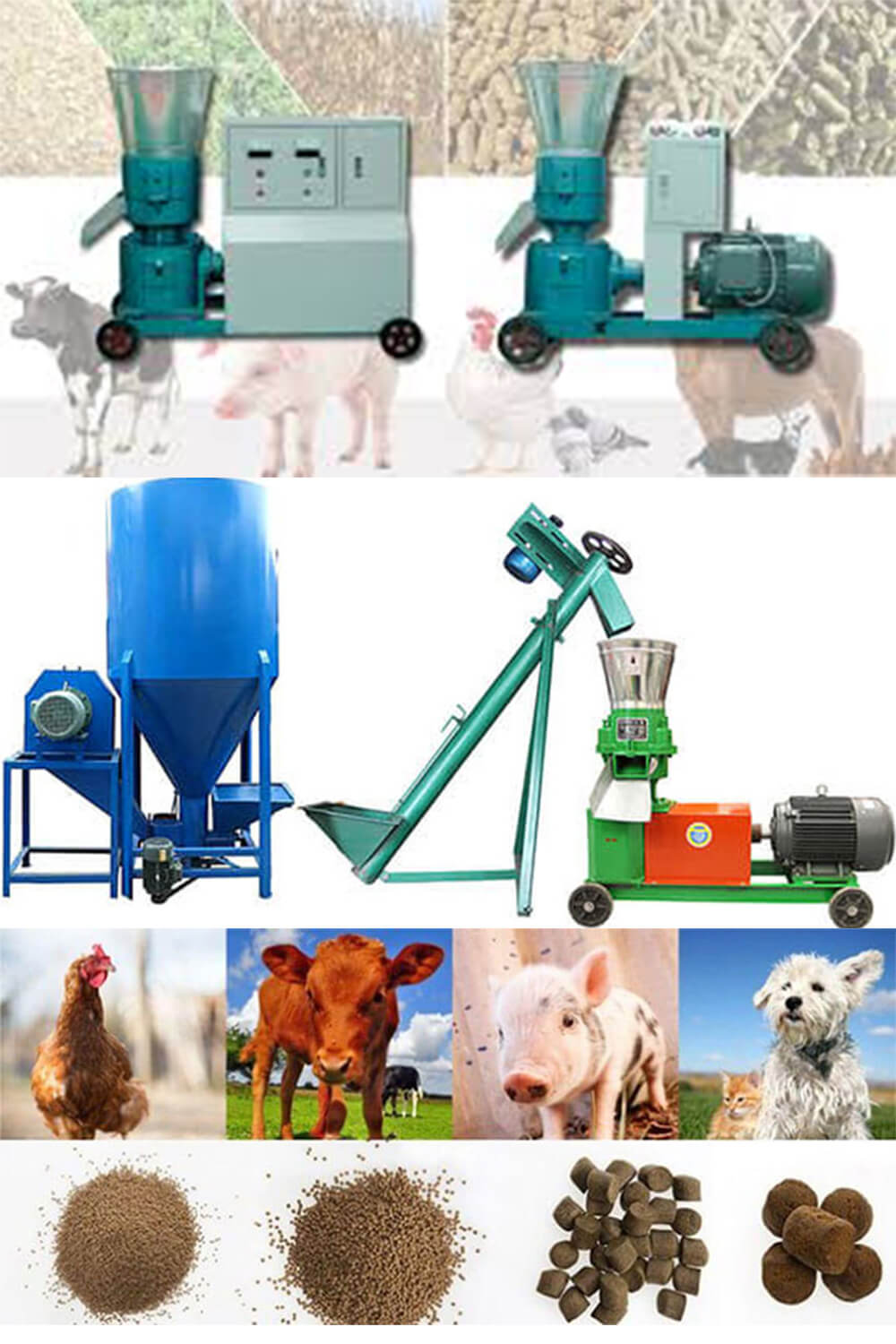 Animal Feed Pellet Machine Applications And Advantages