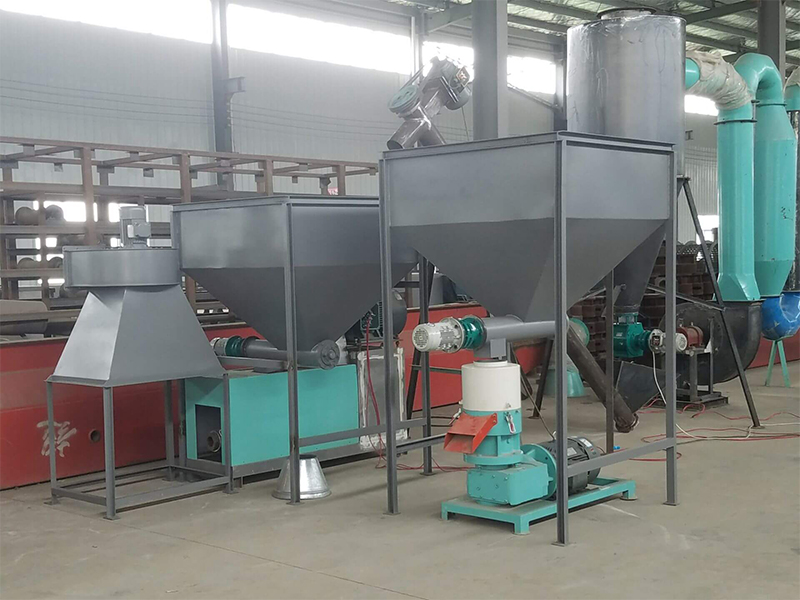 Choose Animal Feed Pellet Machine For Your Farm