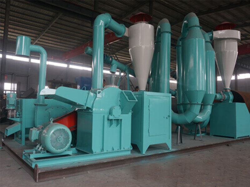 Wood Pellet Machine Is A New Type Of Biomass Energy Equipment