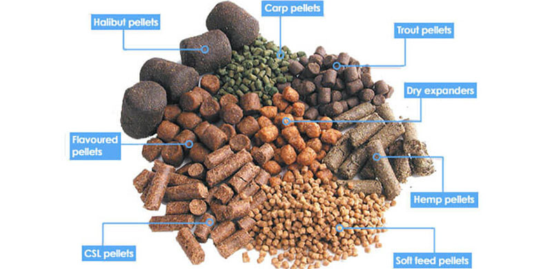 Fish Feed Machine Fish Feed Pellets Production Technology