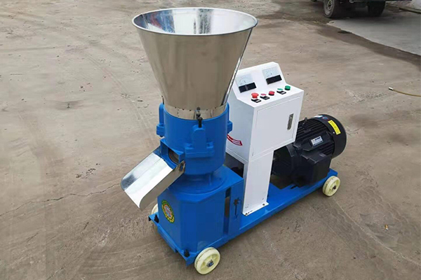 Poultry Feed Pellet Machine Reduces Feed Costs For Farmers