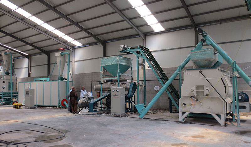 Fish Feed Pellet Machine Can Produce All Kinds Of Fish Feed Pellets