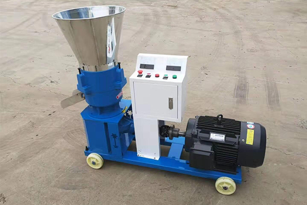 How To Ensure The Hardness Of The Pellets During The Straw Pellet Machine Production Process