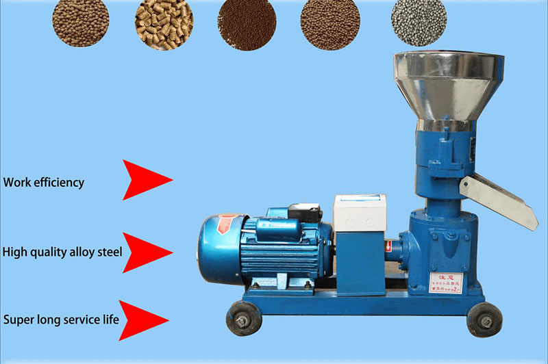 Choosing A Suitable Feed Pellet Mill