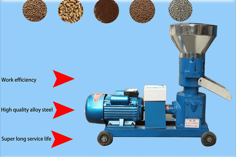 High Quality Feed Pellet Mill On Sale