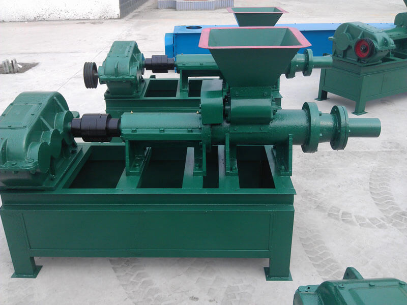 Can Rice Husk Be Used To Make Mechanism Charcoal With Charcoal Briquette Machine