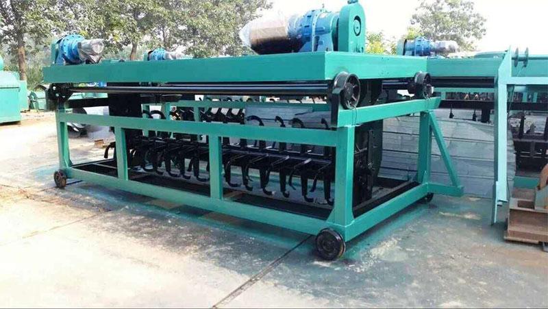 We Have Fermentation Trough Type Turning Machine On Sale