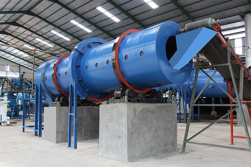 Rotary Drum Granulator Organic Fertilizer Granualtor Manufacturer