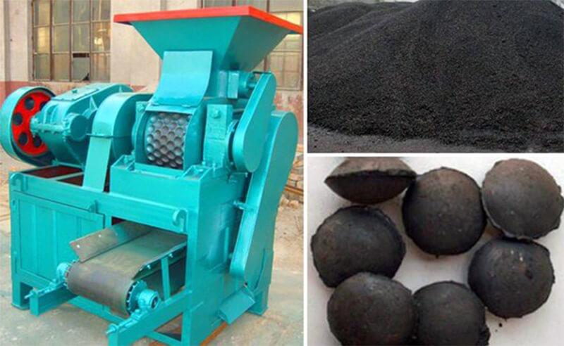 Briquette Press Machine Performance Summary