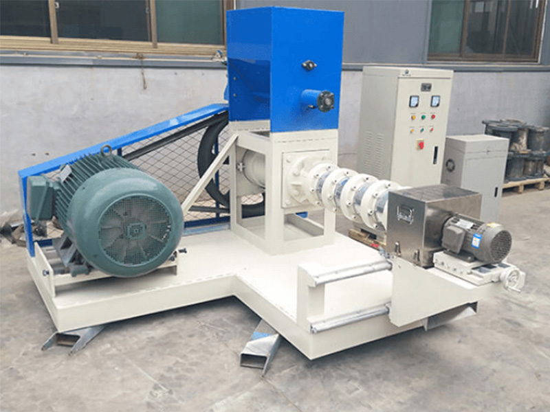 Fish Feed Machine On Sale How To Improve The Yield Of Catfish